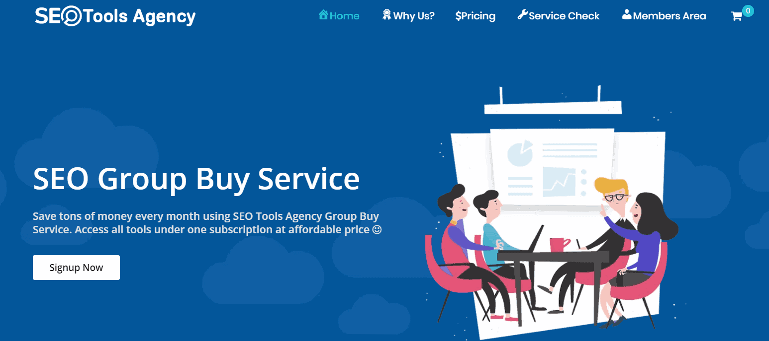 SEO Tools Agency – Best Affordable SEO Group Buy $9 99/M